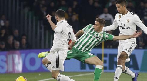 חואקין מול דניאל קרבחאל (La Liga)