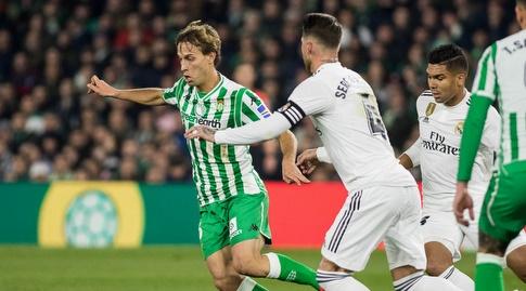 סרחיו ראמוס אחרי סרחיו קנאלס (La Liga)