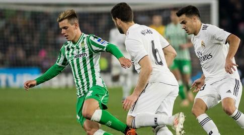 ג'ובאני לו סלסו עם הכדור (La Liga)