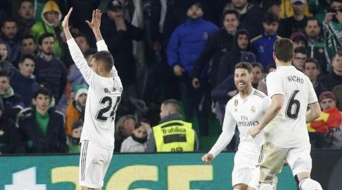 דני סבאיוס לא חוגג (La Liga)