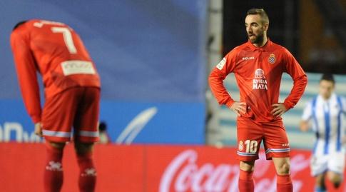 שחקני אספניול מאוכזבים (La Liga)