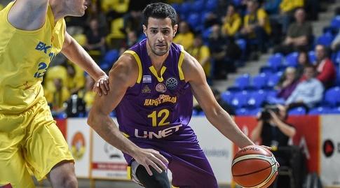 שלומי הרוש חודר (FIBA) (מערכת ONE)