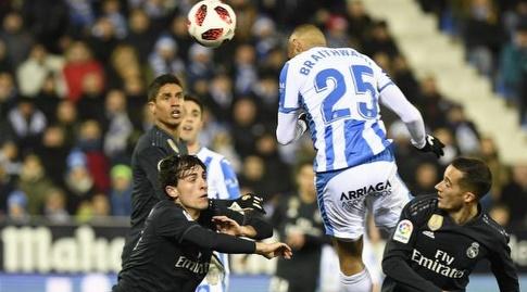 בריית'וויט נוגח (La Liga)