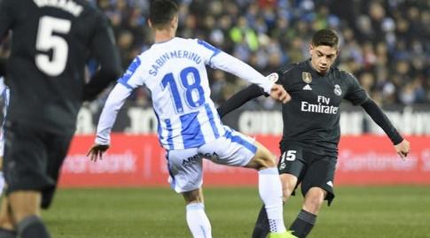 ואלוורדה עם הכדור (La Liga)