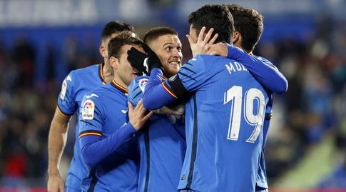 חורחה מולינה חוגג עם ויטורינו אנטונש (La Liga)