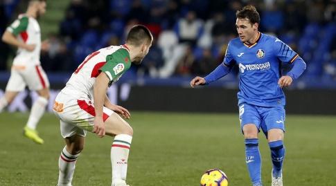 סבסטיאן כריסטופורו עם הכדור (La Liga)