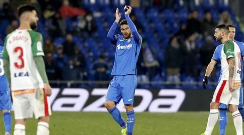 חורחה מולינה מודה לקהל (La Liga)