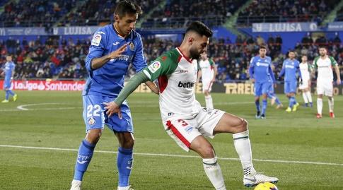 רובן דווארטה עם הכדור (La Liga)