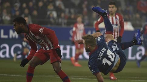 המספרת של חורחה פולידו (La Liga)