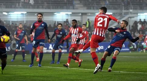 לוקאס הרננדס כובש (La Liga)