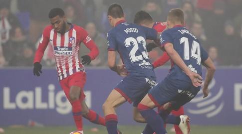 תומא למאר עם הכדור (La Liga)