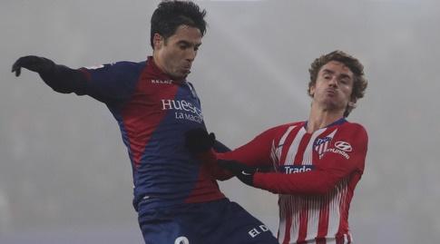 אנטואן גריזמן מול צ'אבייר אצ'ייטה (La Liga)