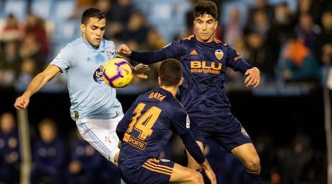 מקסי גומס מול חוסה גאיה (La Liga)