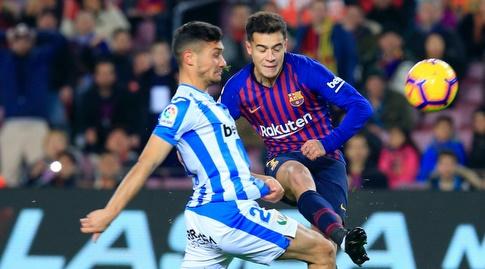 פיליפה קוטיניו בועט (La Liga)
