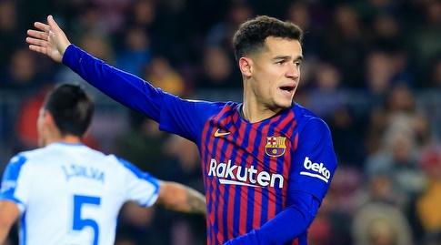 פיליפה קוטיניו מבקש קרן (La Liga)