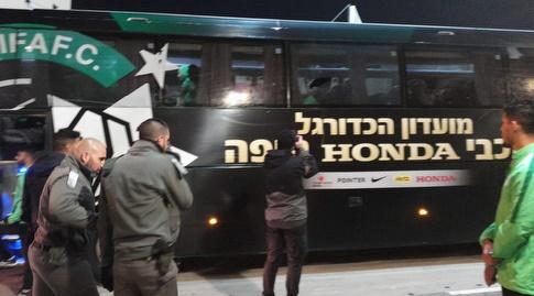 האוטובוס של מכבי חיפה (מערכת ONE)