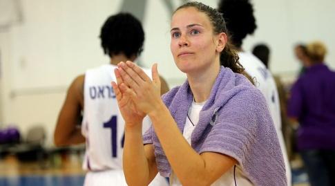 נעמה שפיר (אודי ציטיאט, באדיבות מנהלת ליגת העל לנשים בכדורסל)