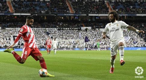מרסלו שומר על ז'ונאס רמאליו (La Liga)