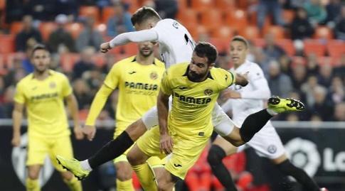 דניס צ'רישב בפעולה (La Liga)