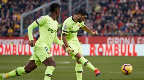 לואיס סוארס מוסר (La Liga)