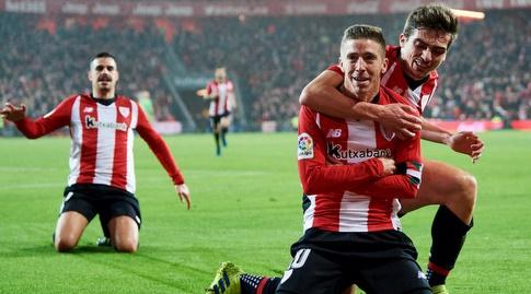 איקר מוניאין חוגג (La Liga)