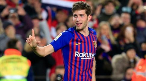 סרג'י רוברטו (La Liga)