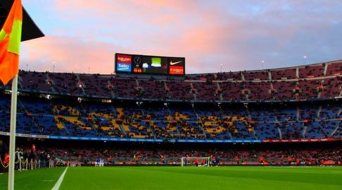 הקאמפ נואו מתמלא (La Liga)