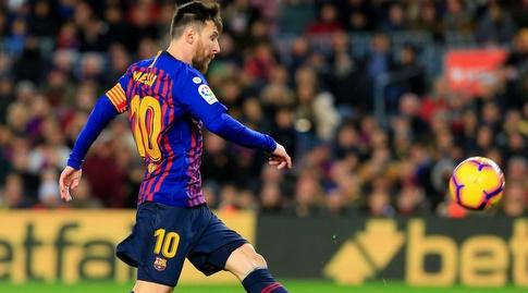 ליא מסי מקפיץ (La Liga)