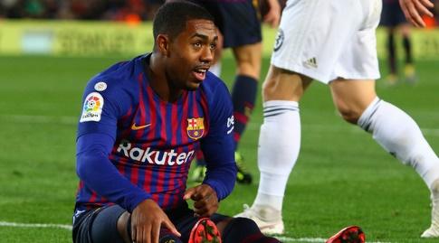 מלקום על הדשא (La Liga)