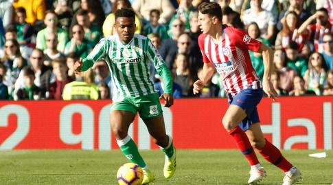 סנטיאגו אריאס מול ווילפריד קאפטום (La Liga)
