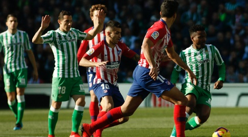 ווילפריד קאפטום עם הכדור (La Liga)