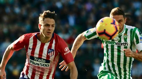 חואקין מול סנטיאגו אריאס (La Liga)