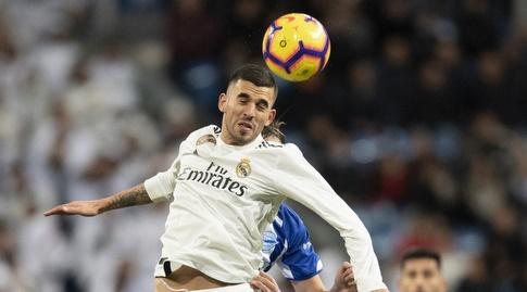 דני סבאיוס נוגח (La Liga)