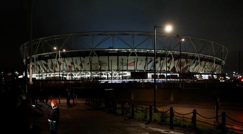 אצטדיון לונדון (רויטרס)