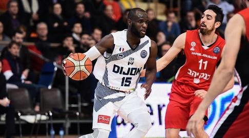 בר טימור מול אובי אמגנו (FIBA)