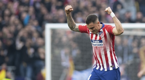 חוסה חימנס חוגג (La Liga)