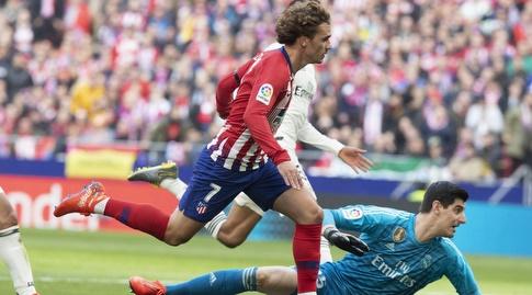 אנטואן גריזמן כובש (La Liga)