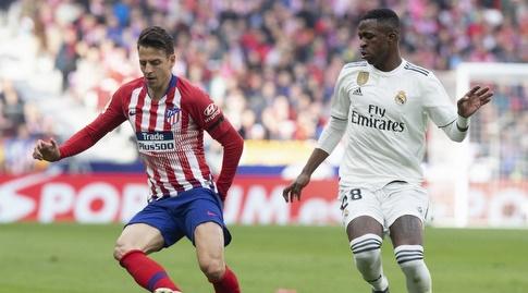 ויניסיוס ג'וניור עם סנטיאגו אריאס (La Liga)