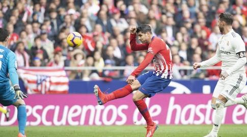אלברו מוראטה מקפיץ (La Liga)
