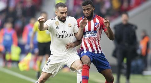 תומא למאר מול דני קרבחאל (La Liga)