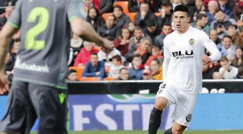 פקונדו רונקאליה עם הכדור (La Liga)