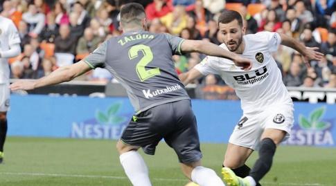 חוסה גאיה מול יוסבה סלדואה (La Liga)