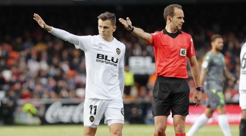 מריו מלרו ודניס צ'רישב (La Liga)