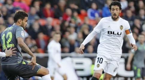 וויליאם ז'וזה ודני פארחו (La Liga)