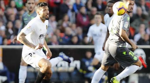 אסקייל גאראי בדרך לכדור (La Liga)