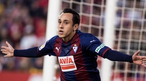 פביאן אוריאנה חוגג (La Liga)