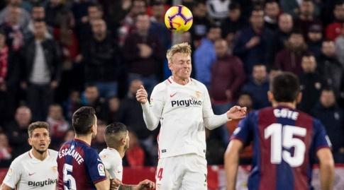 סימון קאר נוגח (La Liga)