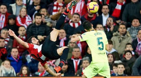 ראול גארסיה מבצע מספרת (La Liga)