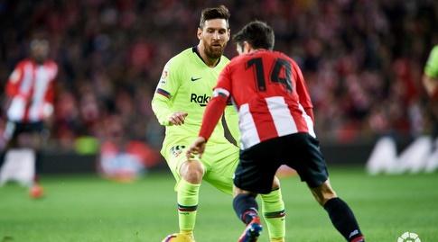 ליאו מסי מול מרקל סוסאטה (La Liga)