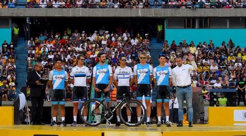 נבחרת הסייקלינג אקדמי בקולומביה (בטיני פוטו, סייקלינג אקדמי)